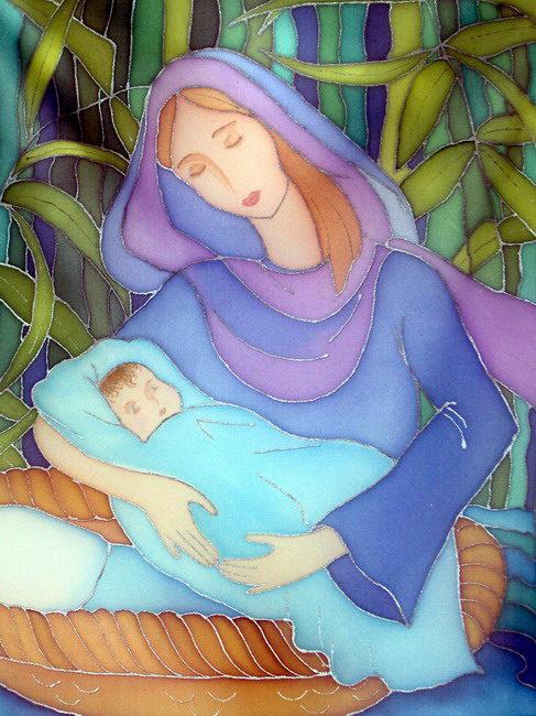 Детские рисунки библейские сюжеты